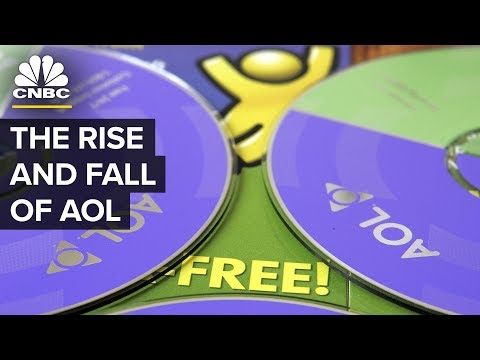 The Rise And Fall Of AOL