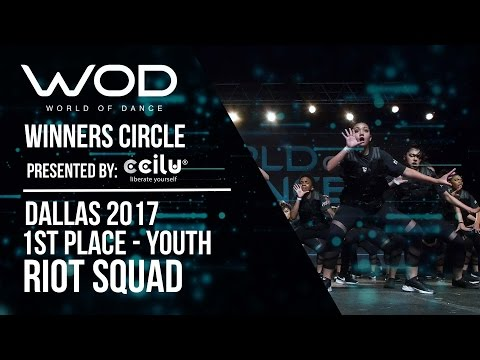 Riot Squad | 1st Place - Youth Division | World of Dance Dallas 2017 | #WODDALLAS17