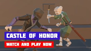 Castle of Honor · Game · Gameplay