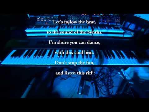 Dance With the Synthesizers - Richard Plamondon