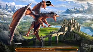 War dragons online game hacked unlimited gems , gold and unlocked on Android