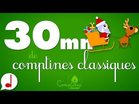 Comptines classiques: Compilation de comptines et chansons pour les petits en français !