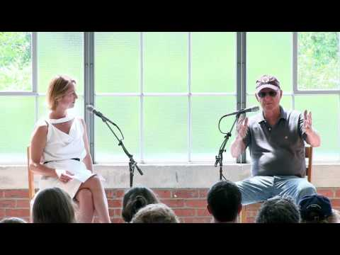Robert Irwin in Conversation with Jessica Morgan