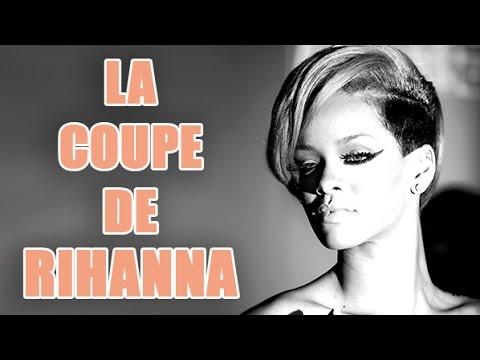 Tuto Coiffure La Coupe De Rihanna En 3 Etapes Youtube