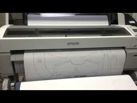 Epson Sure Color T7270 Printing