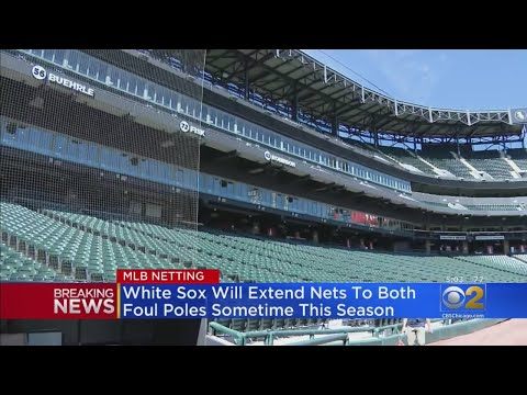 Mick Lee - White Sox Plan To Extend Protective Netting At Stadium