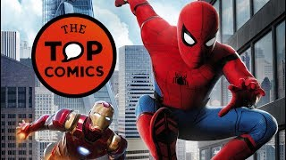 Reseña Spider-Man Homecoming
