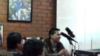 Veneno - Todo cambió (Estreno en radio Chacaltaya 2012)