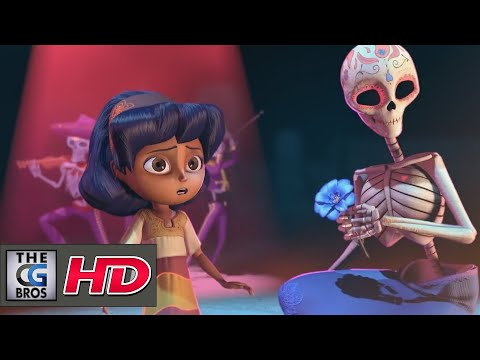 "CGI 3D Animated Short: ""Dia De Los Muertos"" - by Whoo Kazoo"