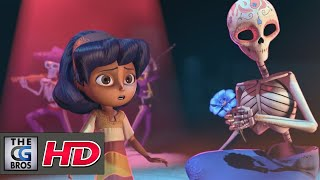 "CGI Animated Shorts: ""Dia De Los Muertos"" - by Whoo Kazoo"