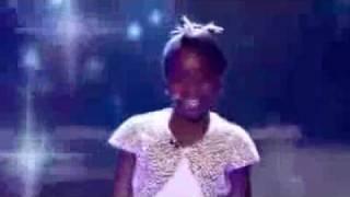 NATALIE OKRI SEMI FINAL PERFORMANCE -  Britains Got Talent 2009
