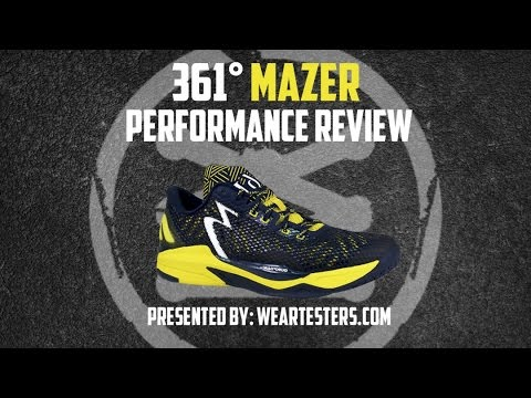 577c82909e8d 361° Mazer Performance Review - Weartesters.com - YouTube