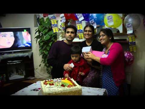 Mum's 55th Birthday