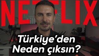 Netflix, Türkiye'den neden çıksın? | Aylık geliri 15 Milyon TL