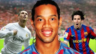 Before Messi and Ronaldo There Was Ronaldinho!