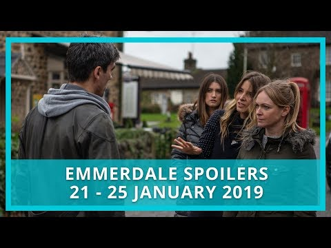Watch Charity and Cain's surprise kiss on Emmerdale – see the full scene