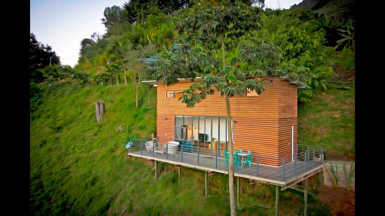 Casas Prefabricadas En Medellin Youtube