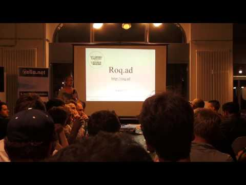 21st Berlin Tech Meetup - Roq.ad - 03.09.2015