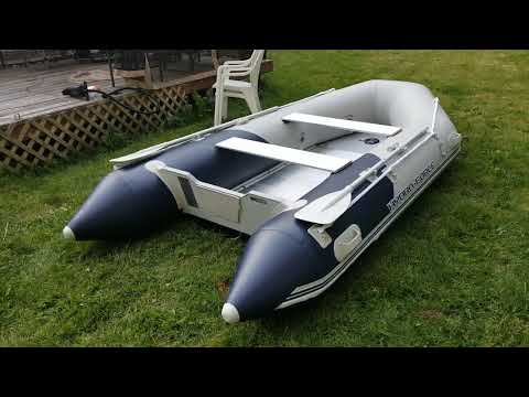 Hydro Force Infatable Boat