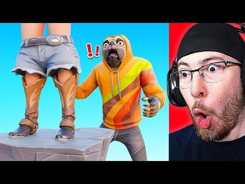 THE GREATEST FORTNITE ANIMATION!