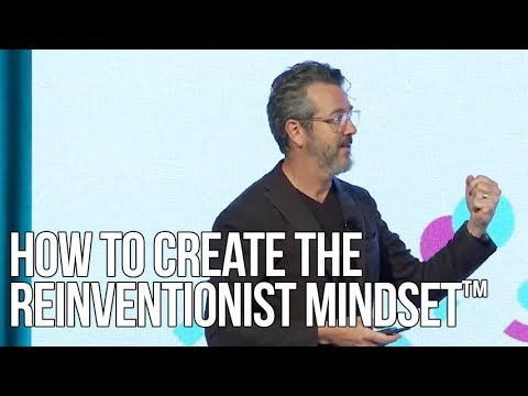 How to Create The Reinventionist Mindset™️ | Joe Jackman