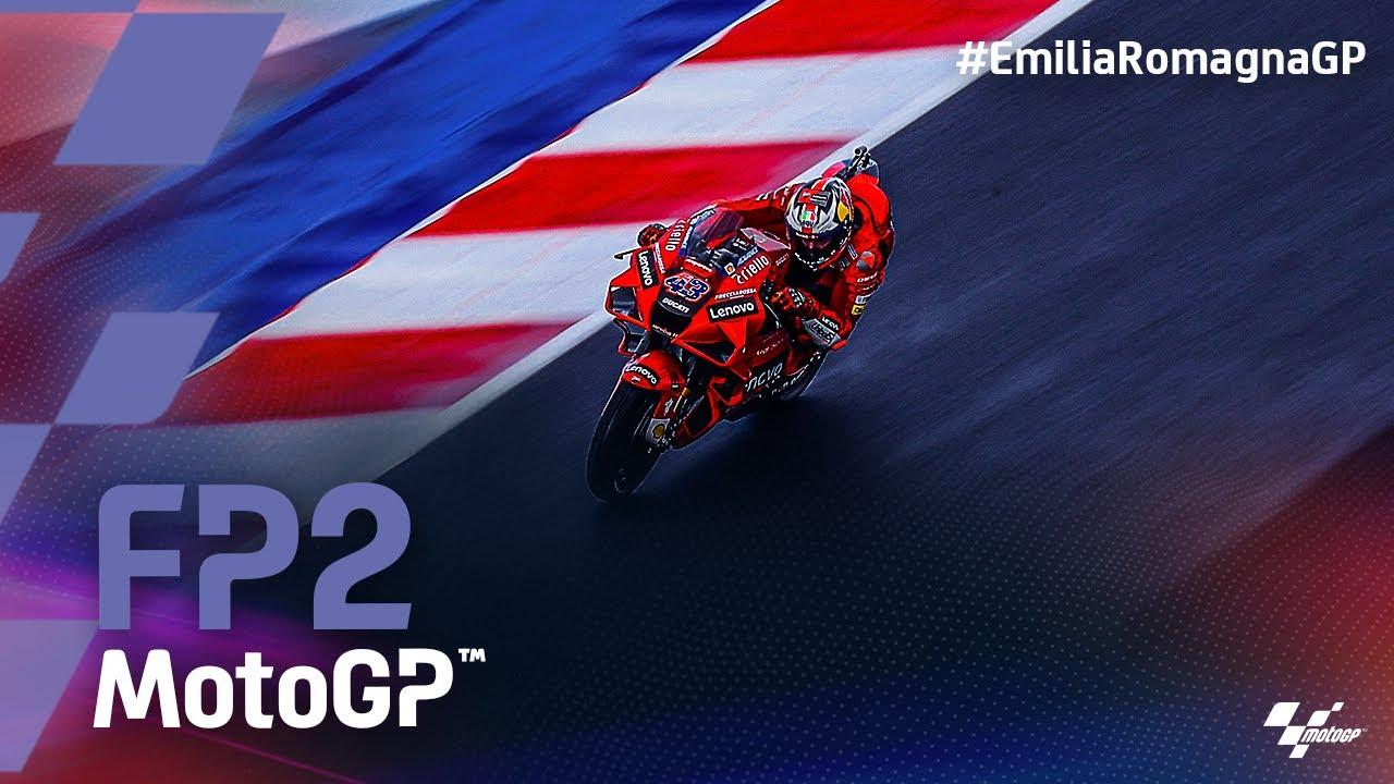 Download Last 5 minutes of MotoGP™ FP2 | 2021 #EmiliaRomagnaGP