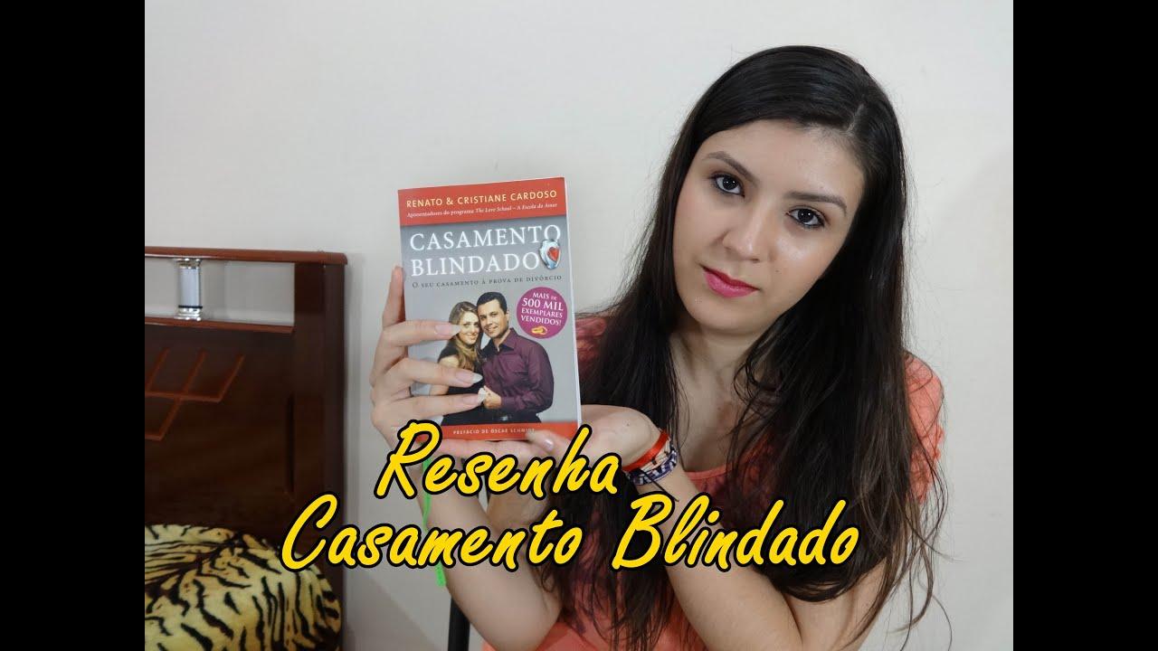 Livro Casamento Blindado| Por Elizabeth Cordeiro - YouTube