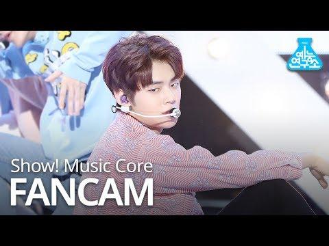 [예능연구소 직캠] TXT - CROWN (YEONJUN), 투모로우바이투게더 - 어느날 머리에서 뿔이 자랐다 (연준) @Show! Music Core 20190309