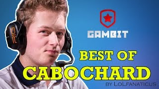 Best of Cabochard (EU LCS 2015 Spring)