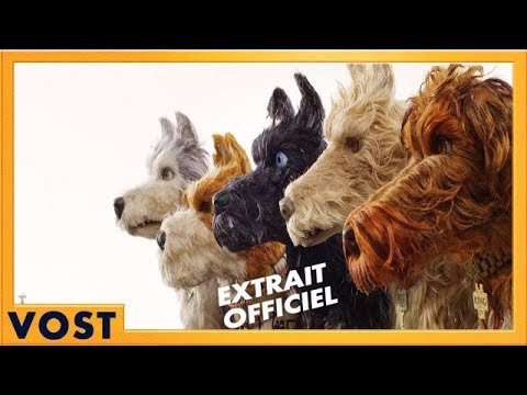 L'Île aux chiens - Wes Anderson   Extrait OFFICIEL