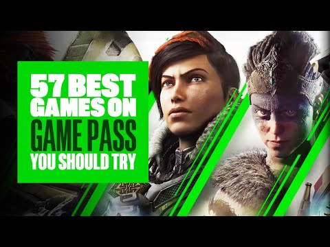 57 Best Game Pass Games You Should Play Right Now  GAME PASS BEST GAMES