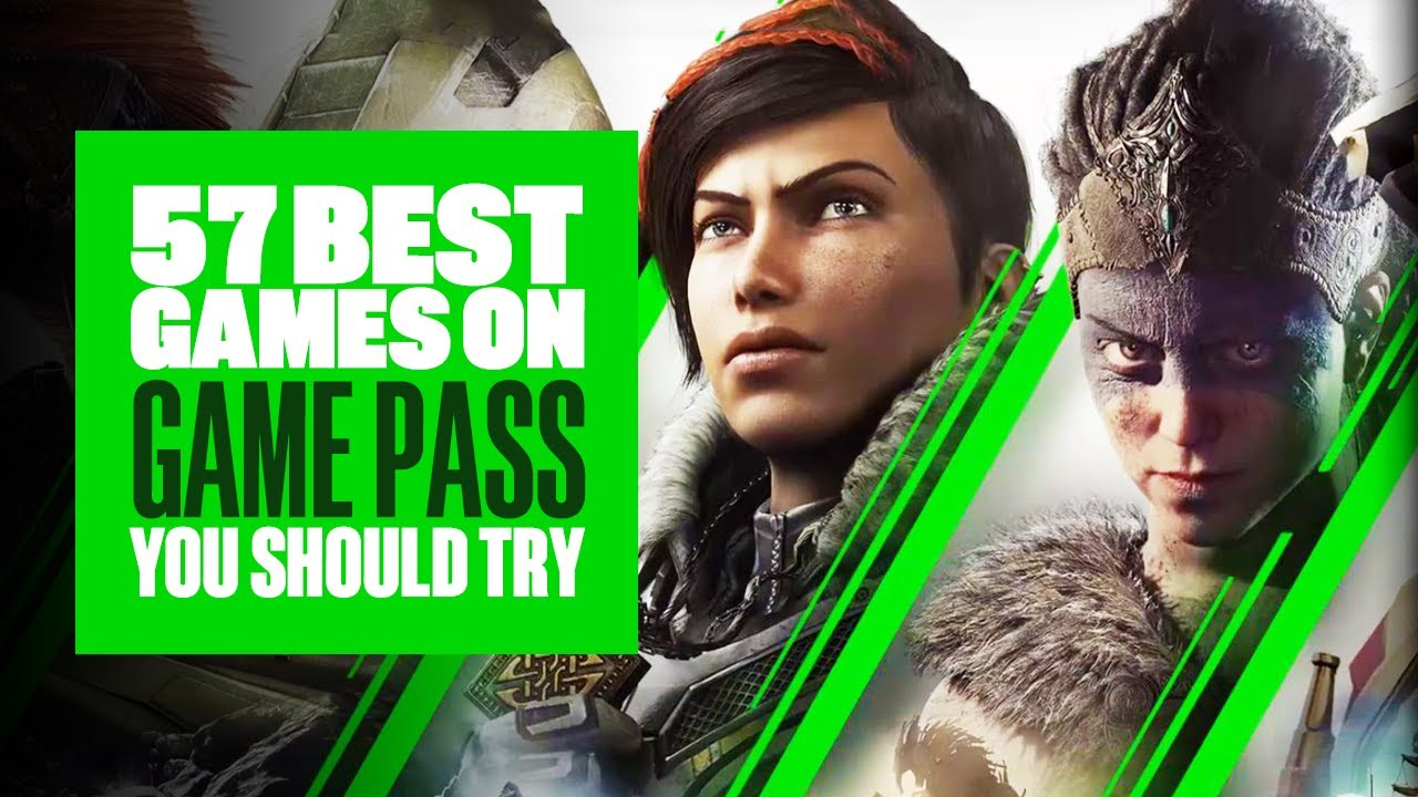 Download 57 Best Game Pass Games You Should Play Right Now - GAME PASS BEST GAMES