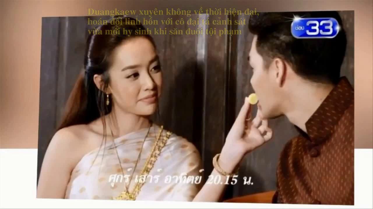 Mới Nhất Định Mệnh Ánh Trăng /  Likit Haeng Jan 2019 / Phim Thái Lan Cover
