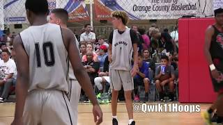 LaMelo Ball gets a Triple Double in front of MOM Tina Ball Shows out in James Hardens kicks