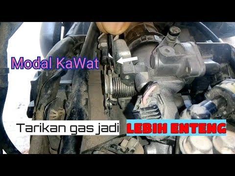 Modal Kawat!!! | Tarikan Gas Jadi Lebih Enteng