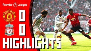 Subscribe to manchester united on at http://bit.ly/manu_ytwatch all the highlights from old trafford as and liverpool play out an eventful goa...