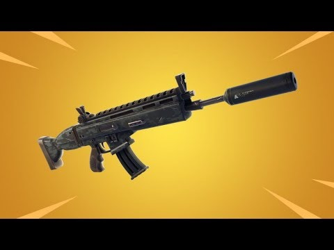 Live Fortnite - Proviamo il nuovo fucile d'assalto SILENZIATO, il cubo va al bunker di bosco?