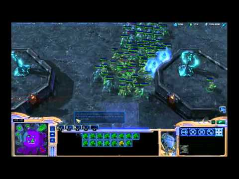 StarCraft 2: CombatEX Live Stream - Sentinel [Z] vs CombatEX [P] Part 3