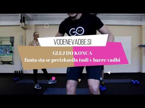 Trening z osebnim trenerjem Teom Masten - GoFit Nova Gorica