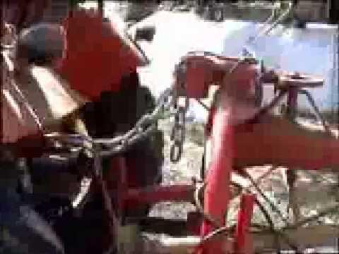traktörler uçak be, videos showing  stelten und der hürlimann tractors