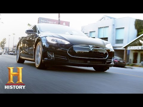 Car Hunters: Bonus: Touring the Tesla (S1, E12) | History