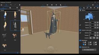 Как сделать дом в Live Home 3D