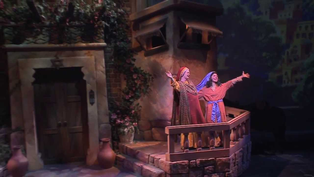Miracle of Christmas Montage - Sight & Sound Theatres - YouTube