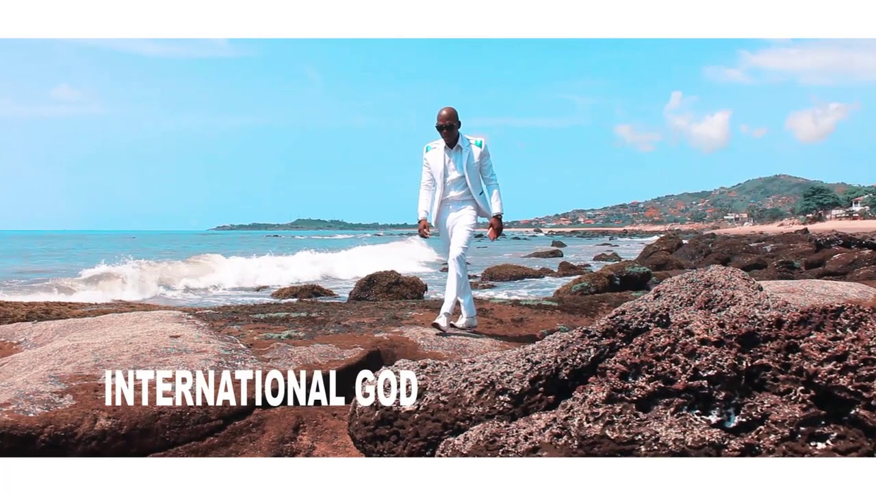 International God by Joseph Healing