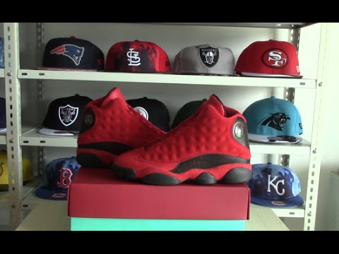 5e1c99f197a Authentic Air jordan 13 Chinese Single Day REVIEW - YouTube