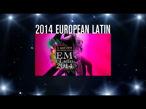 2014 European Latin | The TV Highlight | DanceSport Total