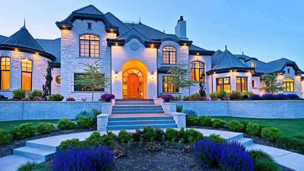 The Most Beautiful House Design Of The World Youtube