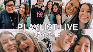 PLAYLIST LIVE 2020 DAY 1 // Addison Rae, Tony Lopez, Keren Nguyen + more
