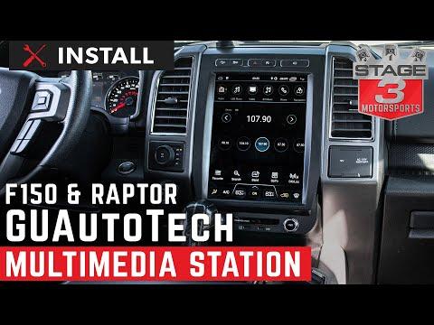 2015-2019 F150 GU Auto Tech 12.1