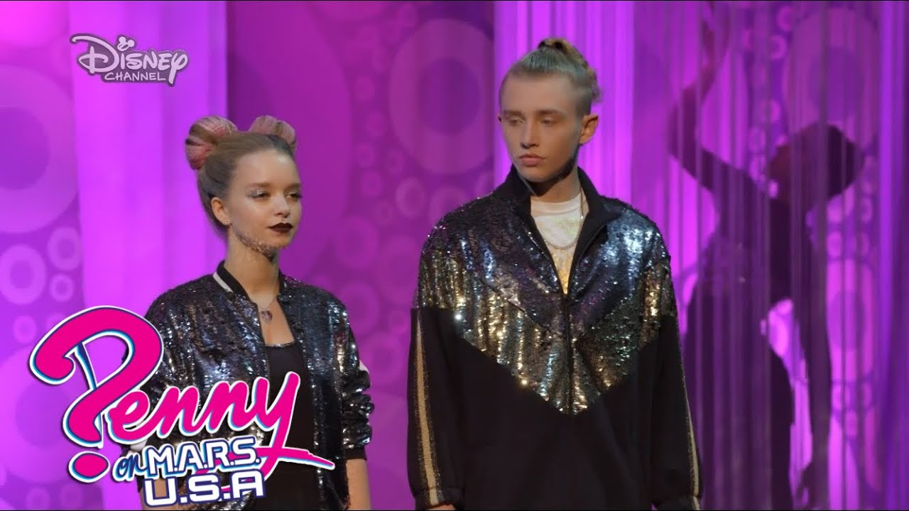 Download Penny on M.A.R.S Season 2 Timeless Music Video Disney Channel USA